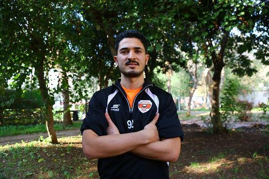 Fıratcan Üzümün hedefi Süper Lig
