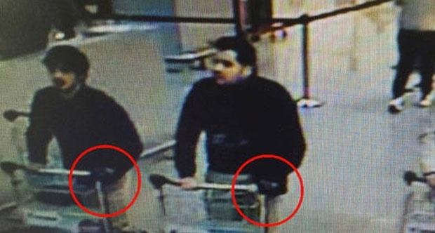 Belçika medyası, şüphelilerin fotoğraflarını yayınladı