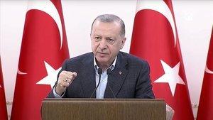 Cumhurbaşkanı Erdoğan'dan İsrail'e sert tepki!